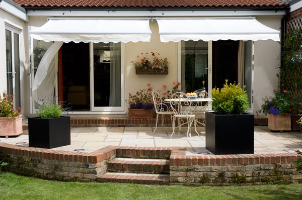 diy patio awnings