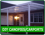 DIY Canopies and Carports
