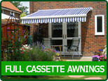 Full Cassette Awnings